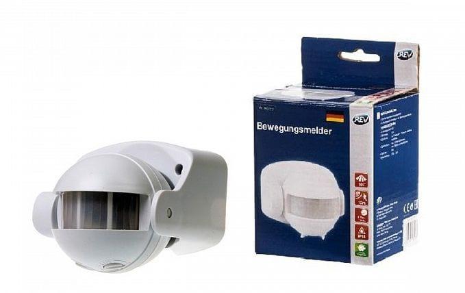 Датчики движения и фотосенсоры